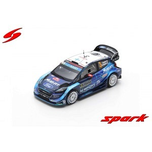 Ford Fiesta WRC Nr.3 Rallye Monte Carlo 2019
