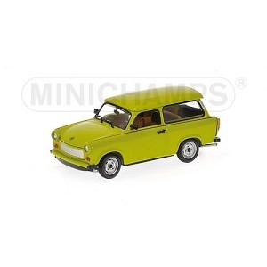 Trabant 601S Universal grün 1985