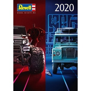 Hauptkatalog Revell 2020