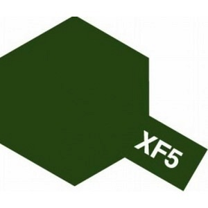 Farbe Grün matt XF-5