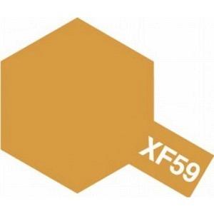 Farbe Sahara gelb XF-59