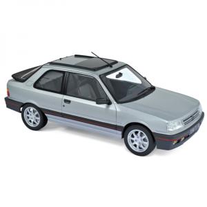 Peugeot 309 GTI silber met 1989