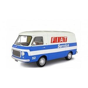 Fiat 238 Kastenwagen blau/weiss Fiat Service 1967