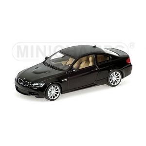 BMW M3 schwarz met 2008