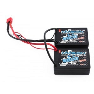 Lipo  7.4V 5800 mAh 100C Deans Plug