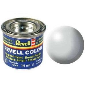 Farbe Hellgrau seidenmatt 371