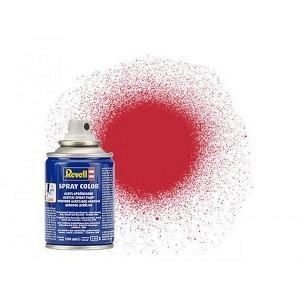 Farbspray karminrot matt