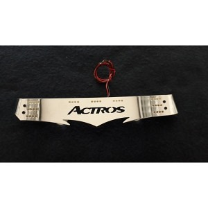 Sonnenblende Actros mit 3+3+3 Led`s