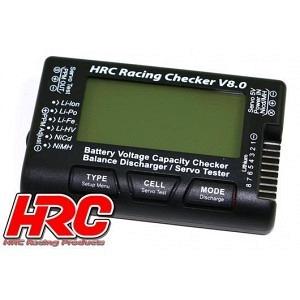 Lipo Checker 1-8 S