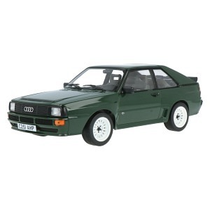Audi Sport Quattro grün 1985