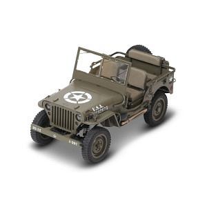 Willys Jeep 1941 Crawler 4WD RTR 2.4 GHz