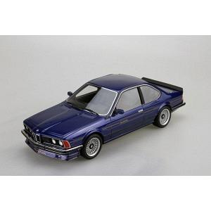 BMW Alpina B7 Turbo blau met 1985