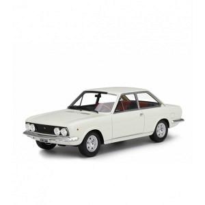 Fiat 124 Sport Coupé weiss 1969