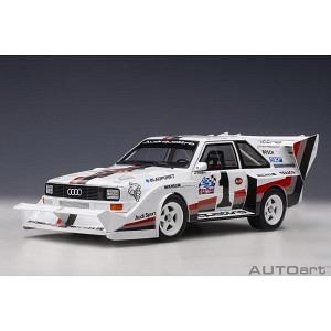 Audi Sport Quattro S1 Pikes Peak 1987