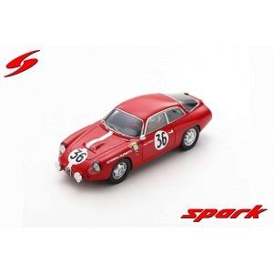 Alfa Romeo Giulietta SZ Nr.36 Le Mans 1963_1