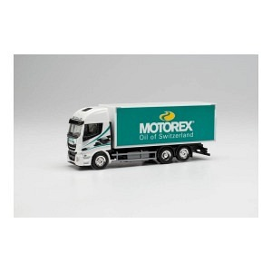 Iveco Stralis CP Koffer LKW