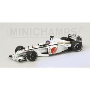 BAR Honda 003  J.Villeneuve 2001