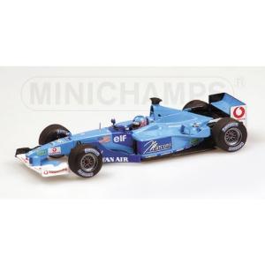 Benetton Renault B201 GP.Indianapolis