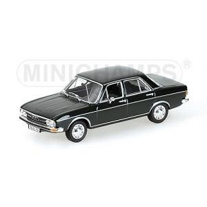 Audi 60 schwarz 1970