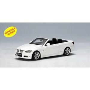 BMW 3er Cabriolet weiss 2007