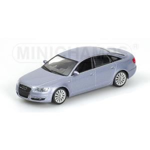 Audi A6 silber met 2004