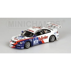 BMW M3 GTR Nr.43 24h Nürburgring J.Müller