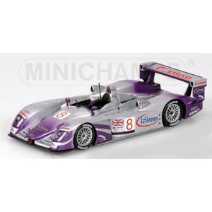 Audi R8 Nr.8 Le Mans 2004