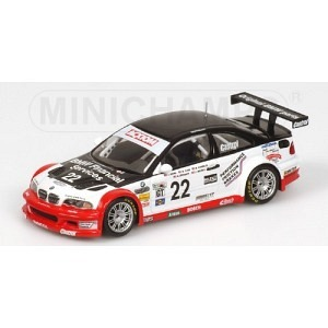 BMW M3 GTR Nr.22 24h Daytona 2004