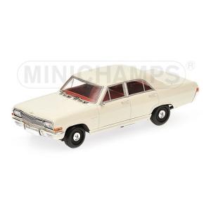 Opel Kapitän weiss 1964