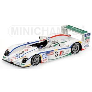 Audi R8 Nr.3 Le Mans 2005