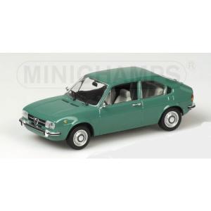 Alfa Romeo Alfasud grün 1972