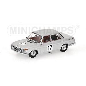 BMW 2000 Ti Nr.17 24h Spa 1966