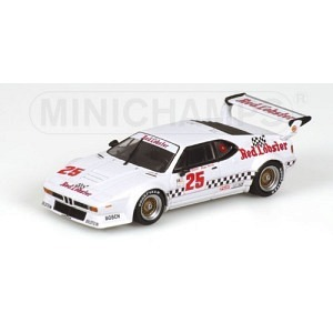 BMW M1 Nr.25 IMSA Sieger Riverside Mille 1981