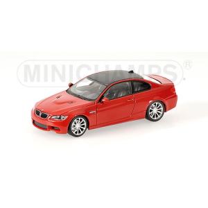 BMW M3 rot 2007