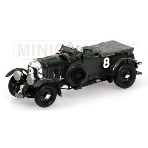 Bentley Blower 4 1/2 Liter grün 1929