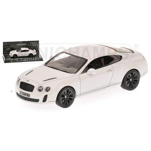 Bentley Continetal Supersport weiss