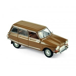 Citroen Ami 6 Club Break gold met 1968