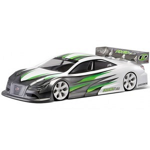 Audi R5 200 mm unlackiert