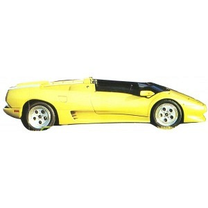 Lamborghini Diablo Roadster 1992