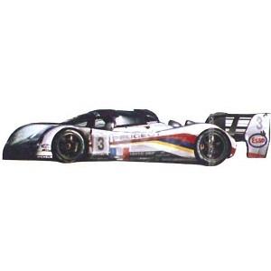 Peugeot 905 EVO Nr.3  Le Mans mit Pilot
