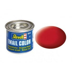 Farbe Karminrot matt 36