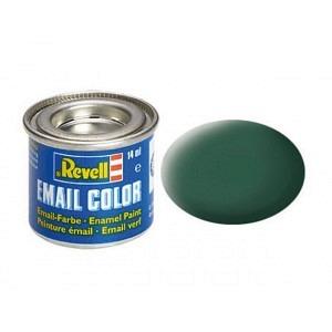 Farbe Dunkelgrün matt