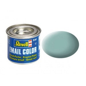 Farbe Hellblau mat 49