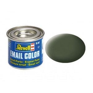 Farbe broncegrün matt 65