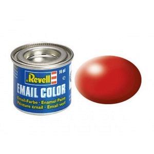 Farbe Feuerrot 30 seidenmatt RAL3000