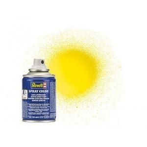 Farbspray gelb glänzend