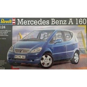 Mercedes A  160 Avantgarde