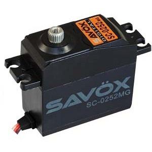 Savöx SC-0252 MG Digital