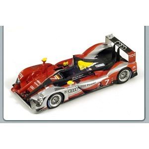 Audi R15 TDi Nr.7 Le Mans 2010