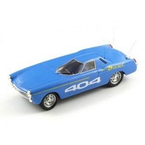 Peugeot 404 Diesel Weltrekord